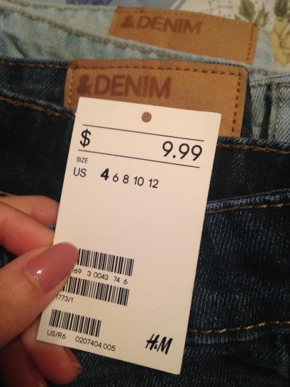 shorts 9.99
