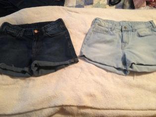 shorts both