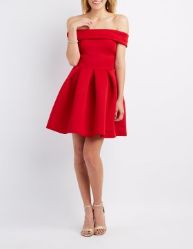charlotte-russe-red-valentine-dress