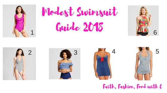 Modest Swimsuit Guide 2018 (2)